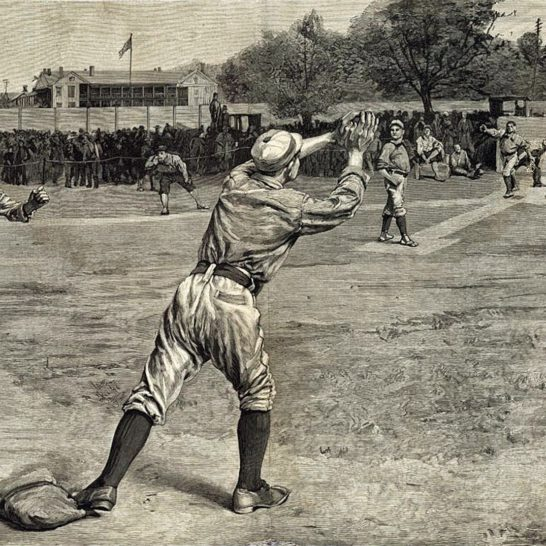 beisbol siglo XIX